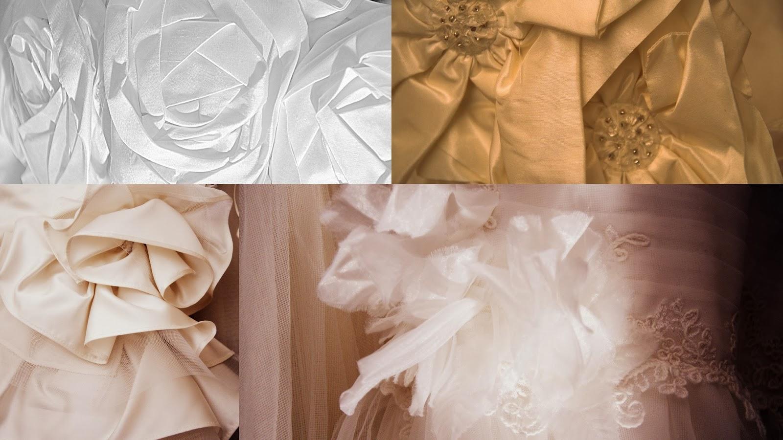 matière robe mariée
