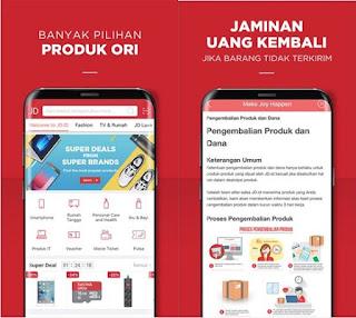 Aplikasi belanja online terbaik untuk smartphone android dan iphone