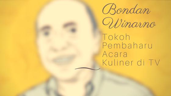 Bondan Haryo Winarno