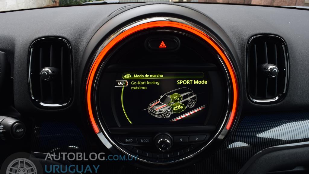 Prueba: MINI Cooper S Countryman Chili 2.0 T Steptronic : Autoblog ...