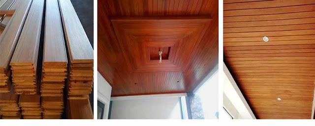 jual plafon kayu