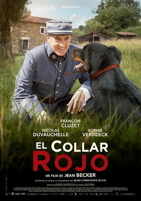 Le Collier Rouge 2018 DVD R2 PAL Spanish