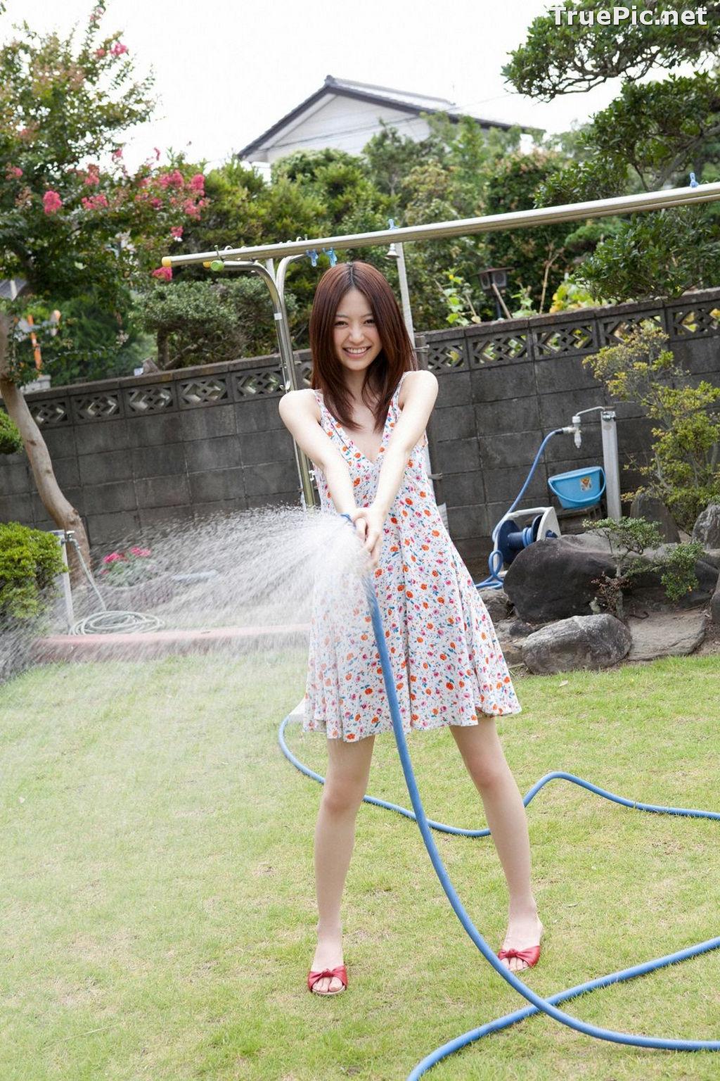 Image YS Web Vol.497 - Japanese Actress and Gravure Idol - Rina Aizawa - TruePic.net - Picture-3