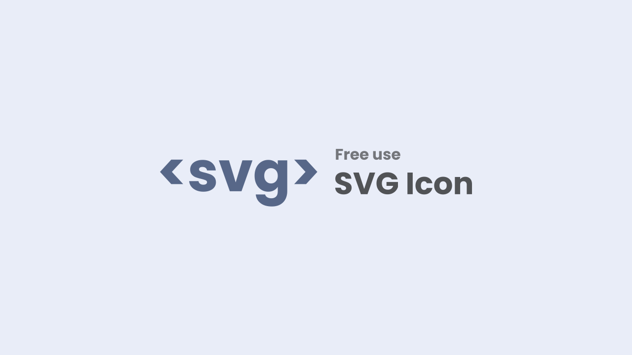 SVG Icon Set
