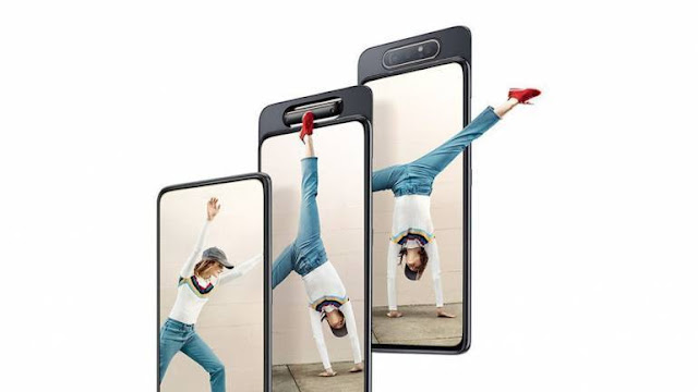 samsung galaxy A80 price and details, images
