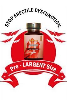 pro largent size capsule
