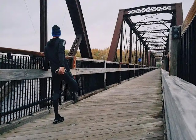 8 Ways to mentain fitness during winter
