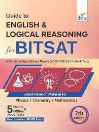 Bitsat English and Logical Reasoning : for JEE Exam PDF Book