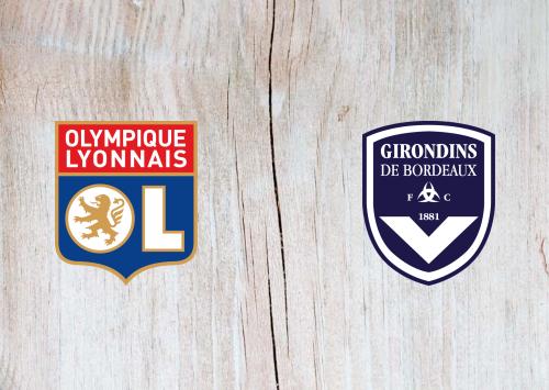 Olympique Lyonnais vs Bordeaux -Highlights 29 January 2021