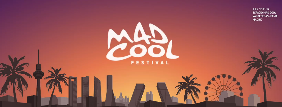 #MadCool 12-13-14jul