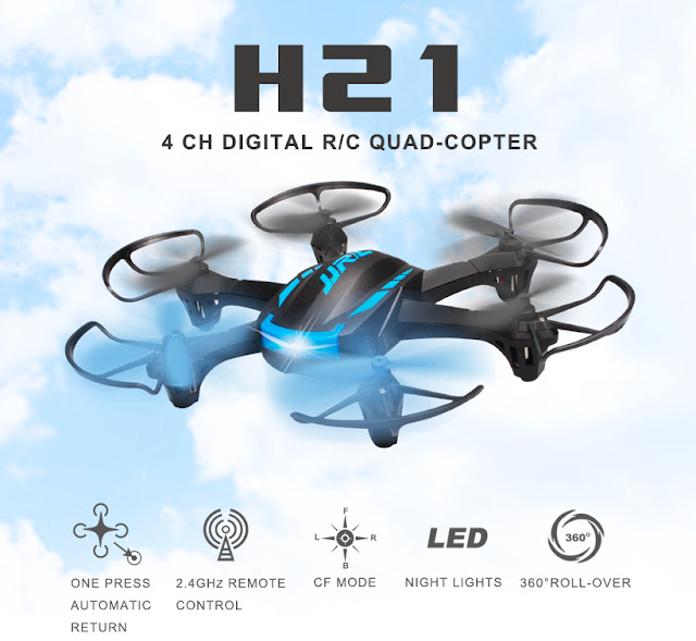 JJRC H21 Quadcopter Hexcopter Mini