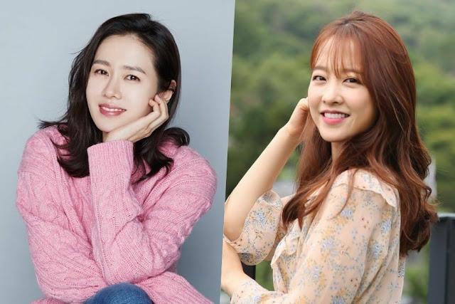 Son Ye Jin dinobatkan sebagai Wanita Paling Cantik di Dunia