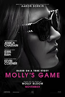 Molly's Game Movie Poster 1