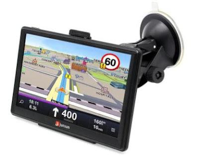 fungsi GPS mobil