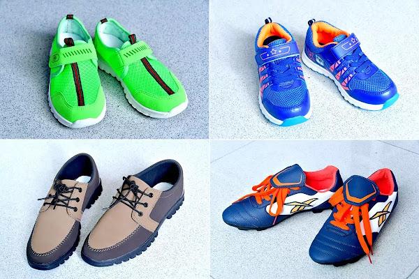 DPRK Footwear