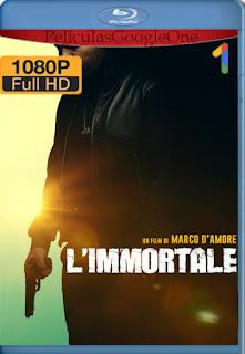 El Inmortal (L'Immortale) (2019) [1080p BRrip] [Latino-Italiano] [LaPipiotaHD]