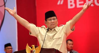 "TEGAS MANTAB !! Prabowo: Hei Kalian Elite Partai, kalau Kalian Tidak ""Nyumbang"", Kelewatan Kalian"