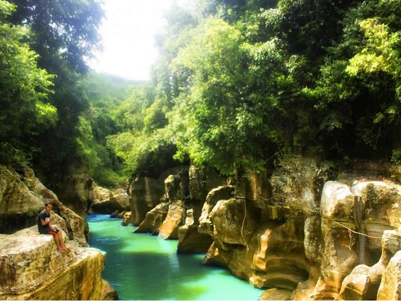 Tonjong Canyon Tempat Wisata di Tasikmalaya Terbaru