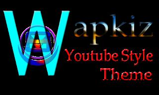 Wapkiz Youtube Style Theme ptl Free