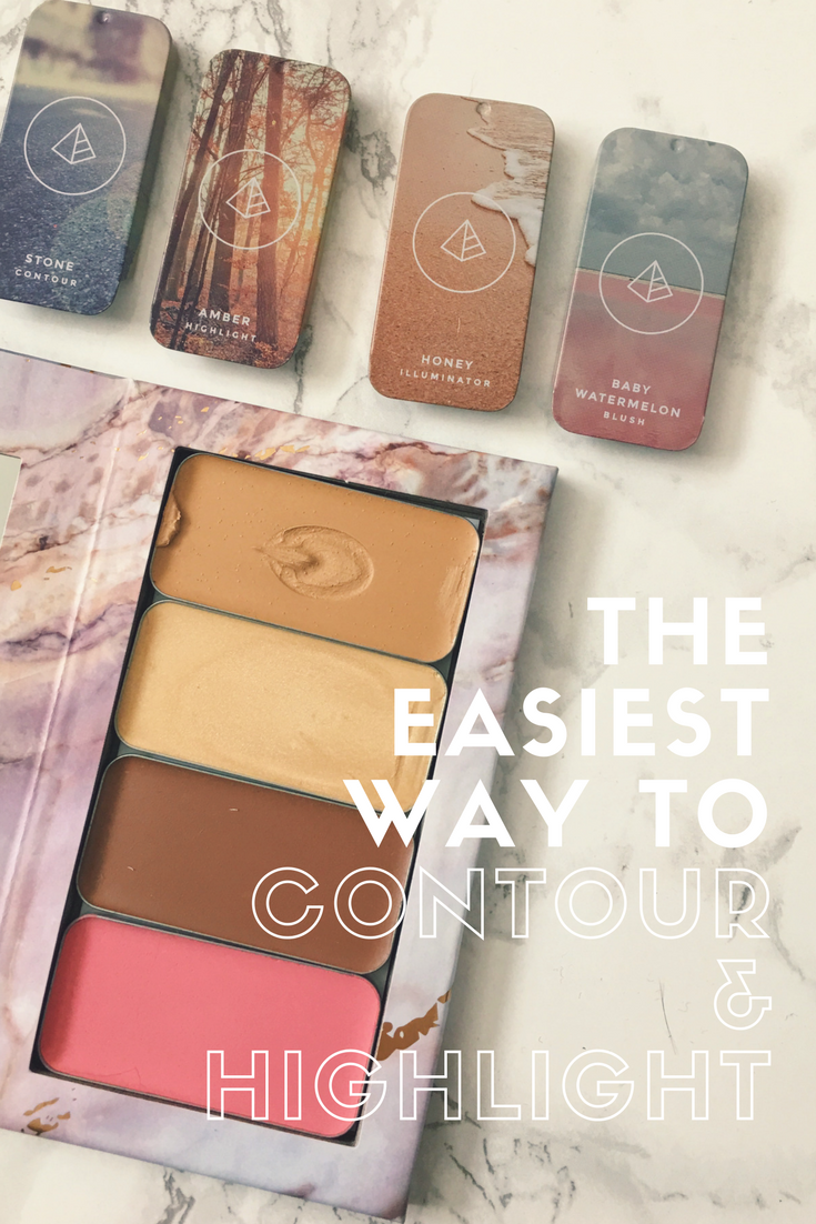Easiest Way to Contour and Highlight