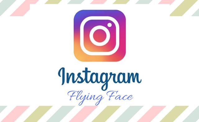cara mendapatkan filter flying face di Instagram
