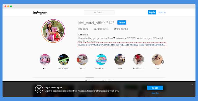 Kirti-patel-instagram