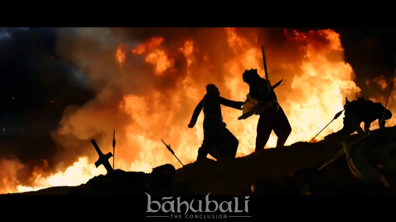 Prabhas And Rana Daggubati's Film Bahubali 2: The Conclusion Is All Set To Break All Records In ...
