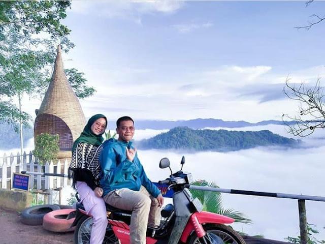 Puncak Bangku, tempat wisata, ciamis, jabar, destinasi wisata, rancah, kampung ata kuta, kampung naga, tasikmalaya