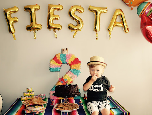 Austin's Second FIESTA!!