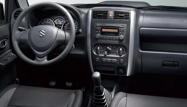 2018 Suzuki Jimny Interior
