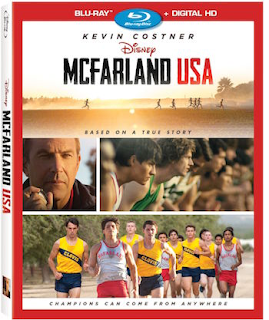 Blu-ray Review: McFarland, USA