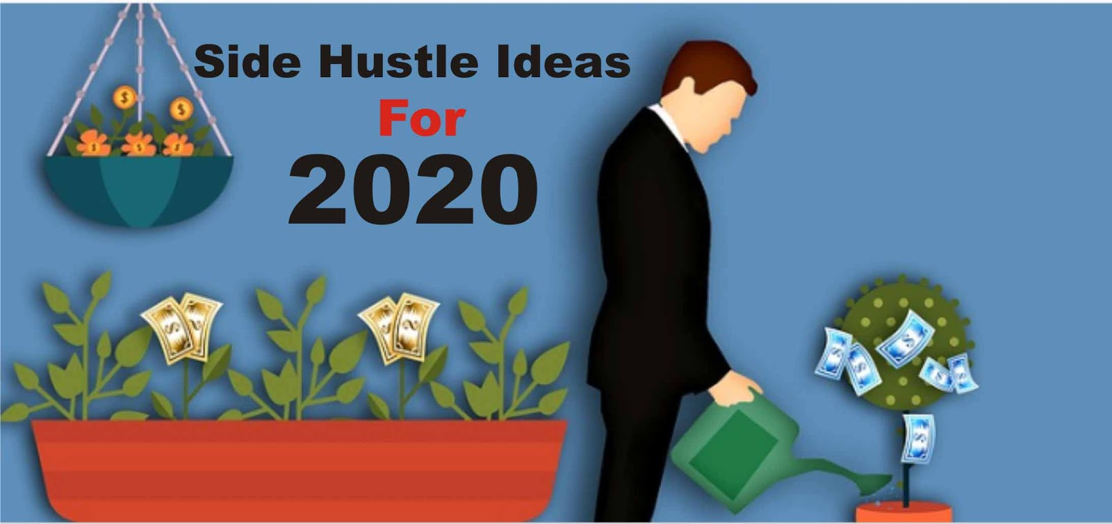 Hustle Ideas For 2020