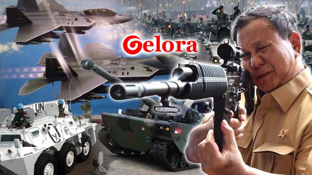 Mampu Bikin Alutsista Sendiri, Prabowo Yakin Pertahanan Indonesia Makin Kuat