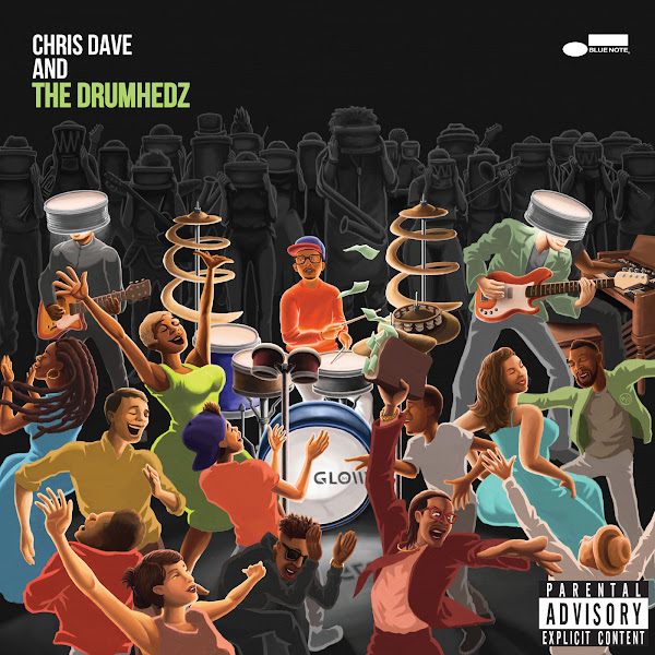 Chris Dave and the Drumhedz - Black Hole (feat. Anderson .Paak) - Single Cover
