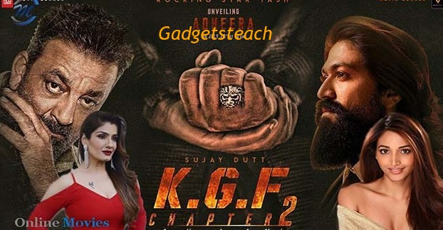 K.G.F Chapter 2, Yesh and Sanjay Dutt,Tamil Movie Upcoming