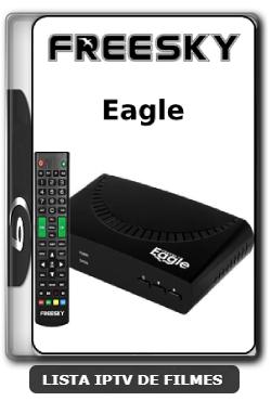 Freesky Eagle Nova Atualização Melhorias no SKS 61w, 63w, 67w e 75w V1.09.21851 - 03-06-2020