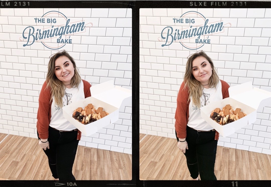 The Birmingham big bake review - See The stars