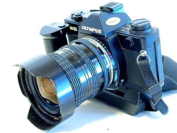 Olympus OM-2S, Sigma Zoom Gamma 21-35mm F3.5~4