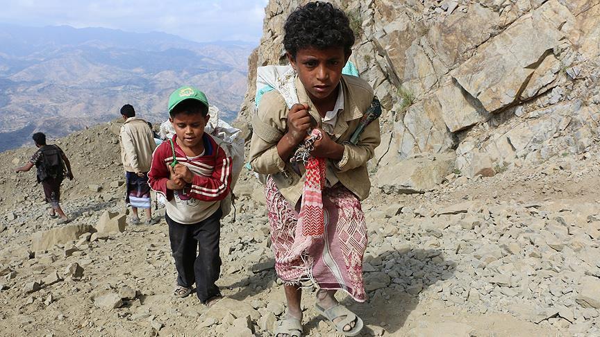 الأمم المتحدة: 24 مليون يمني في حاجة ماسة إلى مساعدات