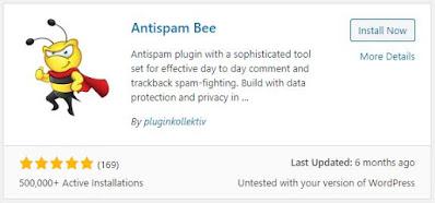 Free Antispam Bee Plugin