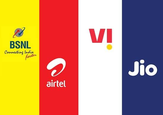 Best prepaid unlimited data plan in India: Airtel vs BSNL vs Jio vs Vi