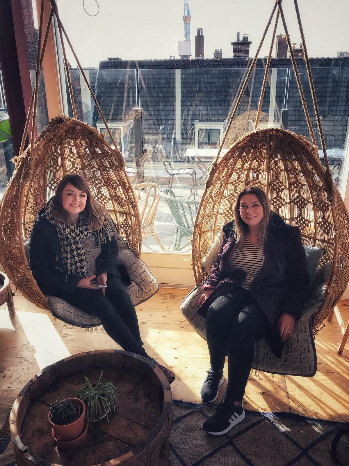 Me and Sam Yoko Meshi