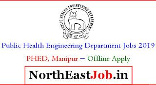 PHED Manipur Recruitment 2019 Apply Online 154 Job Vacancies