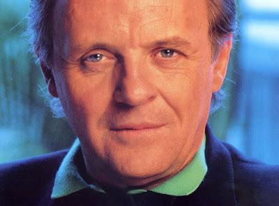الممثل البريطانى انتونى هوبكنز