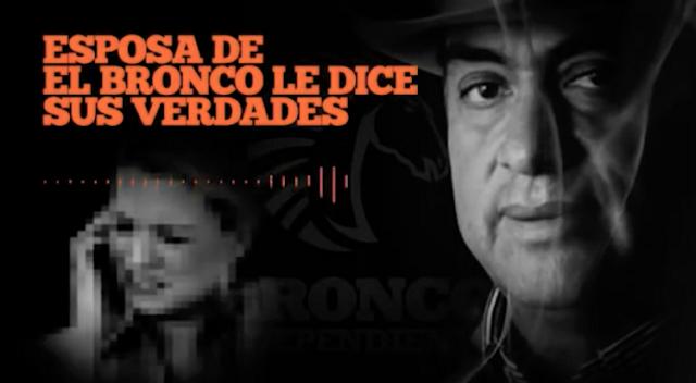 """Video; Ex- cónyuge """"desenmascara"""" a """"El Bronco"""" en riña telefónica"""