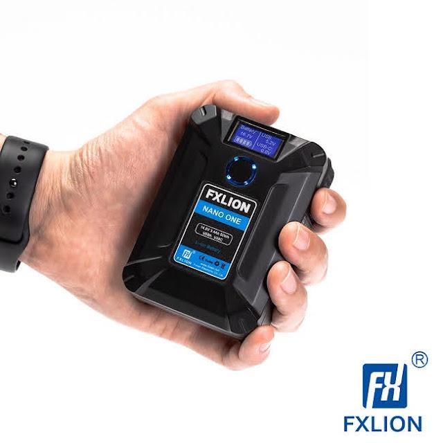 解決 Canon 相機長時間拍攝的供電問題 - FXLION Nano One
