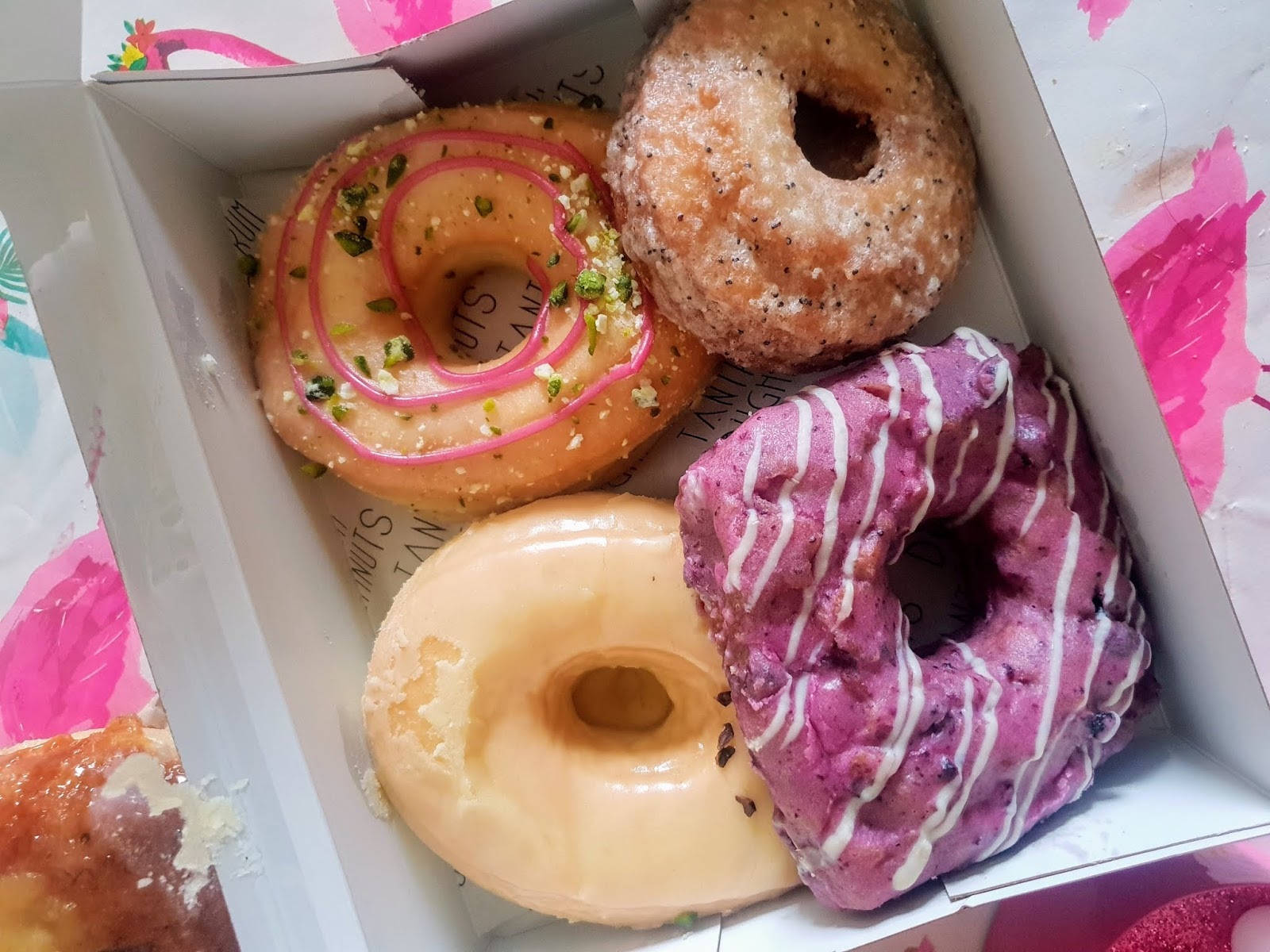 tantrum doughnuts Glasgow