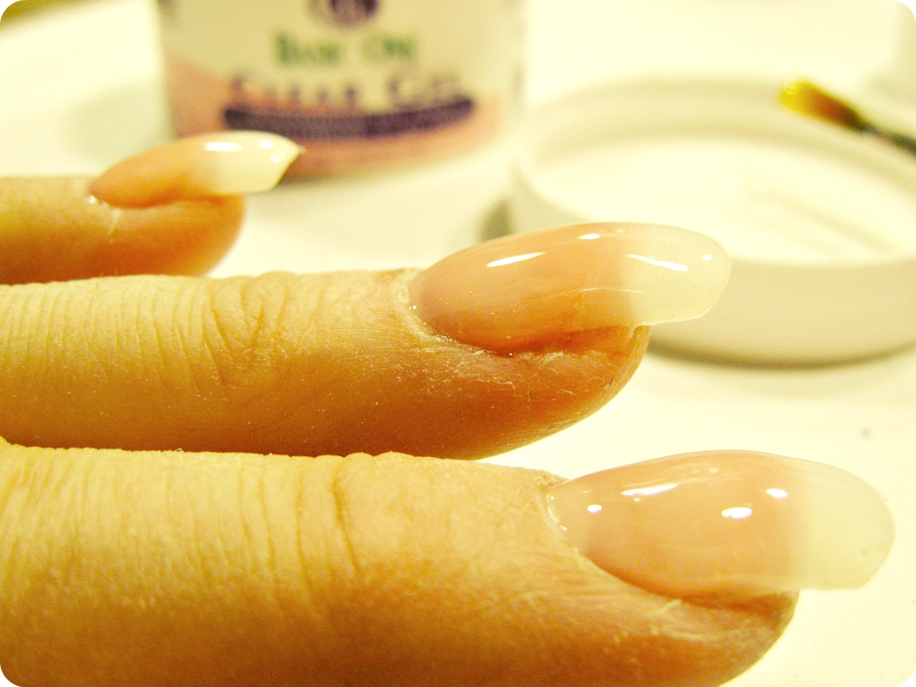 Make It With Me: Plain Gel Nails