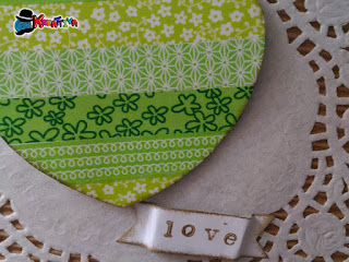 washi tape per personalizzare matrimonio