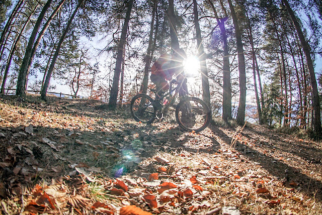 Mountainbike Tour in Jenesien: die schönsten Touren